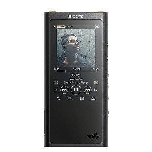 ソニー 「ハイレゾ音源対応」ウォークマン WALKMAN ZXシリーズ 2017年モデル(64GB) NW−ZX300 BM (ブラック)[イヤホンは付属していません](送料無料)