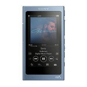 ソニー 「ハイレゾ音源対応」ウォークマン WALKMAN Aシリーズ 2017年モデル(16GB) NW−A45 LM (ブルー) [イヤホンは付属していません](送料無料)