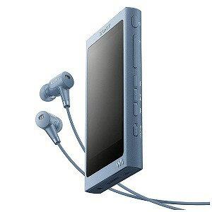 ソニー 「ハイレゾ音源対応」ウォークマン WALKMAN Aシリーズ 2017年モデル(16GB) NW−A45HN LM (ブルー)(送料無料)