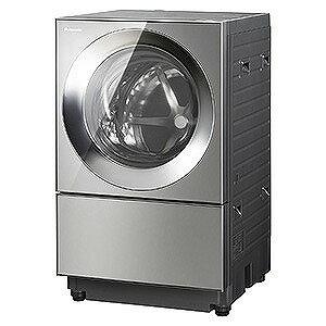 パナソニック ドラム式洗濯乾燥機 (洗濯10.0kg・左開き) NA−VG2200L−X (プレミアムステンレス)(標準設置無料)