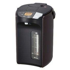 タイガー TIGER 電気ポット 「とく子さん」 [3.0L/電動&エアー式/まほうびん保温/蒸気レス] PIS−A300−T