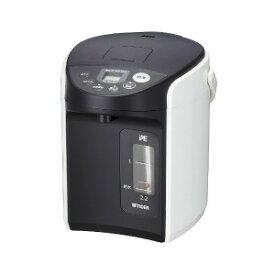 タイガー TIGER 電気ポット 「とく子さん」 [2.2L/電動式/まほうびん保温] PIQ−A220−W