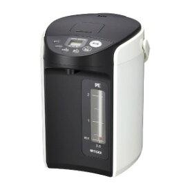 タイガー TIGER 電気ポット 「とく子さん」 [3.0L/電動式/まほうびん保温] PIQ−A300−W