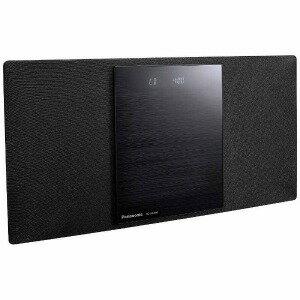 パナソニック 【ワイドFM対応】Bluetooth対応 ミニコンポ HC400−K(ブラック)(送料無料)