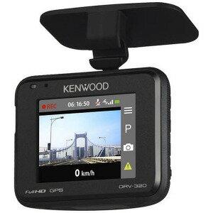 ケンウッド ドライブレコーダー DRV−320(送料無料)