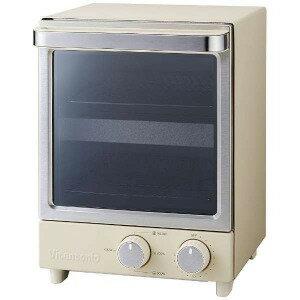ビタントニオ 縦型オーブントースター VOT−20−I(アイボリー)