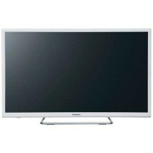 パナソニック 32V型 デジタルハイビジョン液晶テレビ VIERA(ビエラ) TH−32ES500−W ホワイト(別売USB HDD録画対応)