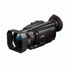 ソニー デジタル4Kビデオカメラレコーダー ハンディカム FDR−AX700