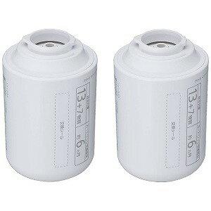 パナソニック 浄水器交換用カートリッジ (2個入)  TK−CJ23C2(送料無料)