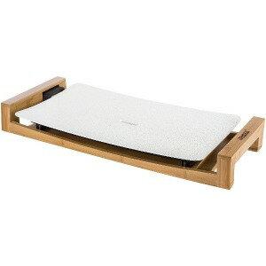PRINCESS ホットプレート 「テーブルグリルストーン」(プレート1枚) 103033 ホワイト(送料無料)