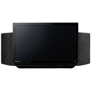 パナソニック 19V型 ポータブルテレビ プライベートビエラ UN−19Z1−K ブラック (ブルーレイディスクプレーヤー/500GB内蔵HDDレコーダー付)(送料無料)