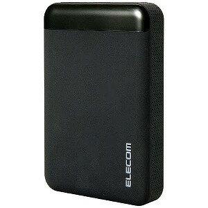 エレコム 外付HDD [USB3.0/2TB・Win] SeeQVault対応 ELP−QEN020UBK