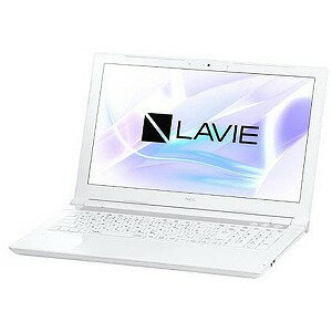 NEC 15.6型ワイドノートPC LAVIE Note Standard[Office付き・Win10] PC−NS600JAW(2017年10月モデル・エクストラホワイト)(送料無料)