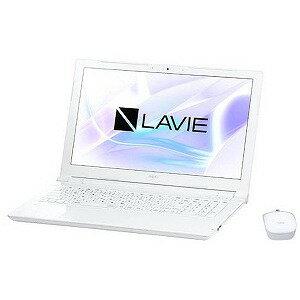 NEC 15.6型ワイドノートPC LAVIE Note Standard[Office付き・Win10] PC−NS230JAW(2017年10月モデル・エクストラホワイト)(送料無料)