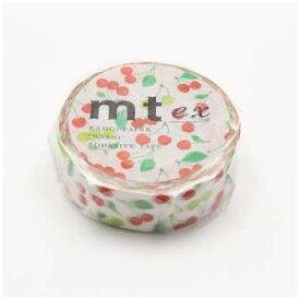 カモ井加工紙 mtマスキングテープ マスキングテープ ex さくらんぼ MTEX1P113