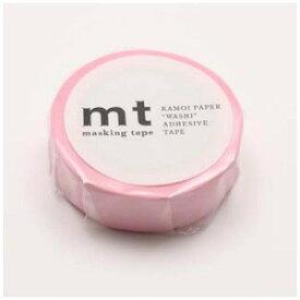 カモ井加工紙 mtマスキングテープ 1P パステルピンク MT01P304