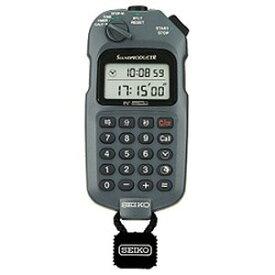 セイコー デジタルストップウオッチ、時間計算機能付き(最小測定単位1/1秒) SVAX001SVAX001