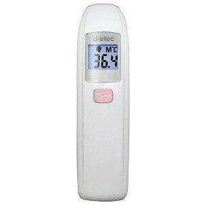 ドリテック 赤外線体温計 TO−401PK