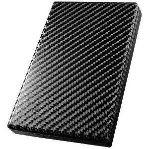 I・O・DATA ポータブルHDD 1TB[USB3.0]ブラック HDPT−UT1K
