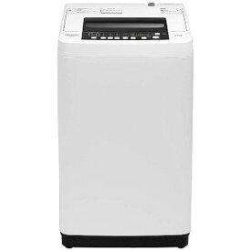 ハイセンス 全自動洗濯機 [洗濯5.5kg] HW−T55C ホワイト(標準設置無料)