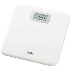 タニタ 体重計[デジタル]ホワイト HD761WH