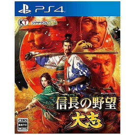 コーエーテクモゲームス PS4ゲームソフト 信長の野望・大志