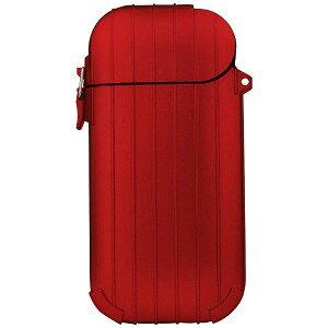 電子タバコIQOS用ケース Red 「iSuit Case(Champagne)」 IQ061−16C844−06