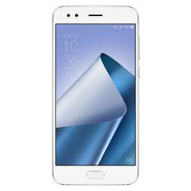 ASUS エイスース SIMフリースマホ「ZenFone 4 カスタマイズモデル」 [5.5型/メモリ4GB/ストレージ64GB] ZE554KLWH64S4I ホワイト