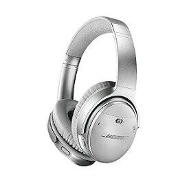 BOSE Bluetooth対応[ノイズキャンセリング] ヘッドホン QuietComfort 35 wireless headphones II (シルバー)