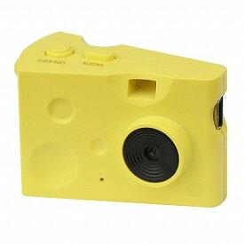 ケンコー・トキナー チーズ型超小型トイデジタルカメラ DSC Pieni Cheese DSCPIENICHEESE