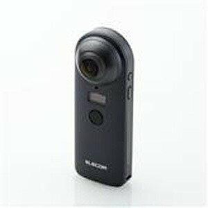 エレコム コンパクトデジタルカメラ OCAM−VRW01BK