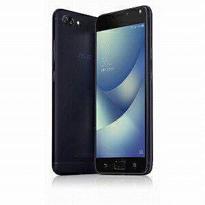 ASUS SIMフリースマートフォン Zenfone 4 Max Pro ZC554KL−BK32S4BKS ネイビーブラック「ビックカメラグループ独占販売」(送料無料)