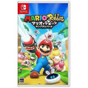 任天堂 Switchゲームソフト マリオ+ラビッツ キングダムバトル(送料無料)