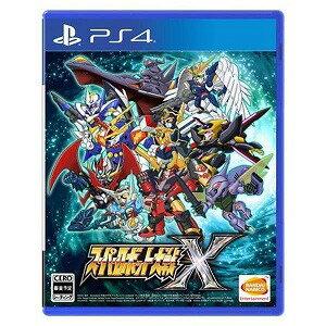 バンダイナムコ PS4ゲームソフト スーパーロボット大戦X(通常版)