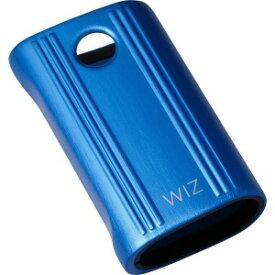 DEFF 電子タバコglo用アルミ製ジャケットケース 「Aluminum Case for glo」 WAC−GLOBU2 ブルー
