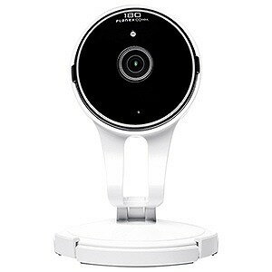 プラネックス ネットワークカメラ「スマカメ180」 CS−QV60F [300万画素〜]