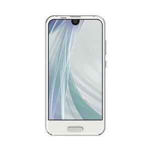 シャープ SIMフリースマートフォン AQUOS R compact SH−M06 ホワイト(送料無料)