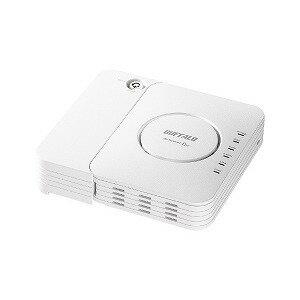 バッファロー 11ac 2×2 デュアルバンド 無線LANアクセスポイント WAPS−1266 ホワイト