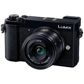 パナソニック Panasonic ミラーレス一眼カメラ LUMIX GX7 Mark III【単焦点ライカDGレンズキット】 DC−GX7MK3L−K(ブラック)