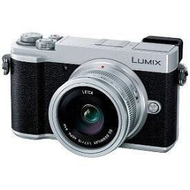 パナソニック Panasonic ミラーレス一眼カメラ LUMIX GX7 Mark III【単焦点ライカDGレンズキット】 DC−GX7MK3L−S(シルバー)