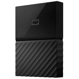 ウエスタンデジタル 外付けHDD ブラック [ポータブル型 /2TB] WDBS4B0020BBK−JESN