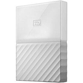 ウエスタンデジタル 外付けHDD ホワイト [ポータブル型 /2TB] WDBS4B0020BWT−JESN