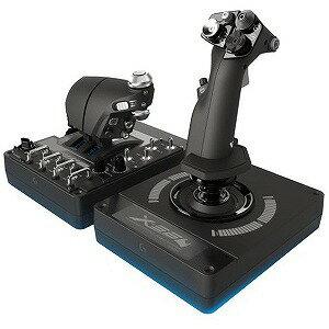 ロジクール スロットル&スティック式シミュレーションコントローラ X56 HOTAS  GX56R(送料無料)