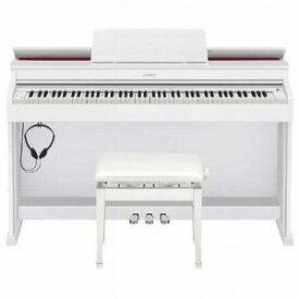 CASIO 電子ピアノ CELVIANO AP−470WE ホワイトウッド調 (標準設置無料)
