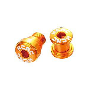 KCNC チェーンリング ボルト SB009 カンパ 5PCS ゴールド 263129