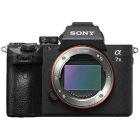 ソニー SONY デジタル一眼カメラ α7III ボディ(レンズ別売) ILCE−7M3