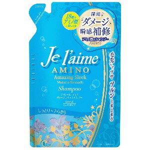 コーセーコスメポート Jelaime(ジュレーム)アミノ ダメージリペア  シャンプー (モイスト&スムース) つめかえ用(400ml)