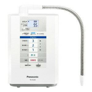 パナソニック アルカリイオン整水器  TK−AS30−W パールホワイト(送料無料)
