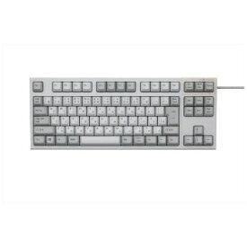 東プレ 有線キーボード[USB 1.7m・Win・日本語91キー] R2TLSA−JP3−IV アイボリー