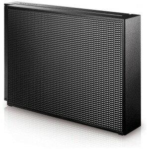 I・O・DATA 外付HDD 1TB[USB3.1・Mac/Win] 家電録画対応 HDCZ−UTシリーズ HDCZ−UT1KB ブラック(送料無料)